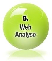 SEO Web Analyse
