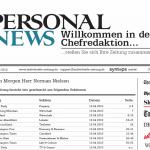 Persoanl News - persönliche Tageszeitung